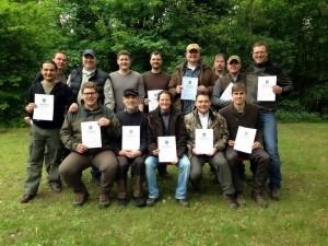 Impressionen Jagd Ausbildung